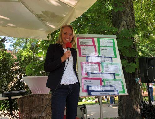 Vortrag Basische Ernährung beim Hohenloher Genießerdorf 2019